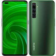Realme X50 PRO Single SIM 5G zöld - Mobiltelefon
