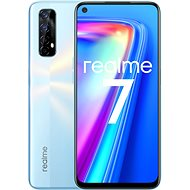 Realme 7 Dual SIM 6 + 64GB fehér - Mobiltelefon