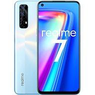Realme 7 Dual SIM 8 + 128 GB fehér - Mobiltelefon