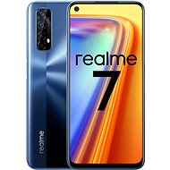 Realme 7 Dual SIM 8 + 128 GB kék - Mobiltelefon