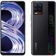 Realme 8 DualSIM 4 + 64GB fekete - Mobiltelefon