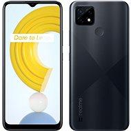 Realme C21 32GB fekete - Mobiltelefon