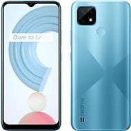 Realme C21 64GB kék - Mobiltelefon