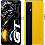 Realme GT DualSIM 256 GB sárga - Mobiltelefon