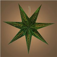 RETLUX RXL 337  zöld csillag 10 LED WW - Világító csillag