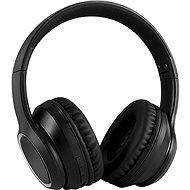 Sencor SEP 710BT fekete - Vezeték nélküli fül-/fejhallgató