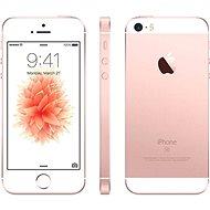 iPhone SE 16GB Rose Gold - Mobiltelefon