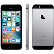 iPhone SE 128GB Space Gray - Mobiltelefon