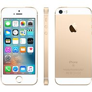 iPhone SE 128GB Arany - Mobiltelefon