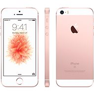 iPhone SE 128GB Rose Gold - Mobiltelefon