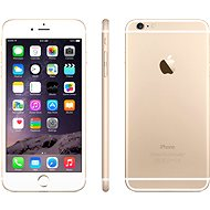 iPhone 6 Plus 64GB Gold - Mobile Phone