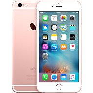 iPhone 6s Plus 128GB, rozéarany - Mobiltelefon