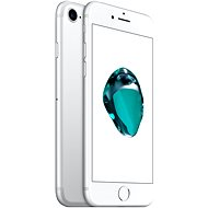 iPhone 7 128GB ezüst - Mobiltelefon