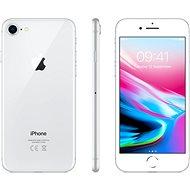 iPhone 8 128GB, ezüst - Mobiltelefon