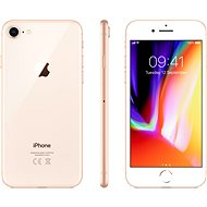 iPhone 8 128GB, arany - Mobiltelefon