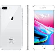 iPhone 8 Plus 128GB, ezüst - Mobiltelefon