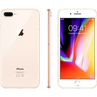 iPhone 8 Plus 128GB, arany - Mobiltelefon
