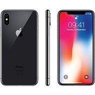 iPhone X 64GB, asztroszürke - Mobiltelefon