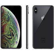 iPhone Xs Max 512GB, asztroszürke - Mobiltelefon