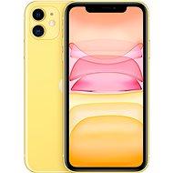 iPhone 11 64 GB sárga - Mobiltelefon