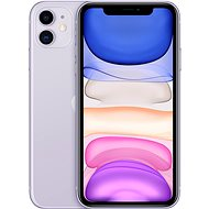 iPhone 11 128 GB lila - Mobiltelefon