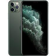 iPhone 11 Pro Max 64 GB éjzöld - Mobiltelefon