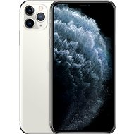 iPhone 11 Pro Max 256 GB ezüst - Mobiltelefon