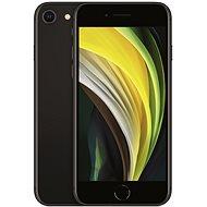 iPhone SE 256 GB fekete 2020 - Mobiltelefon