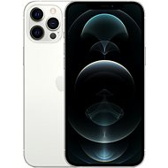 iPhone 12 Pro Max 256GB ezüst - Mobiltelefon