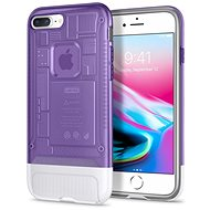 Spigen Classic C1 Grape iPhone 8 Plus/7 Plus - Mobiltartó