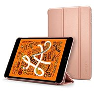 Spigen Smart Fold Case Rose Gold iPad Mini 5 2019 - Tablet tok