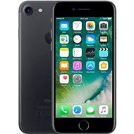 Felújított iPhone 7 128 GB fekete - Mobiltelefon