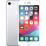 Felújított iPhone 7 128 GB ezüst - Mobiltelefon