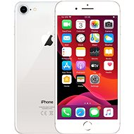 Felújított iPhone 8 256 GB ezüst - Mobiltelefon