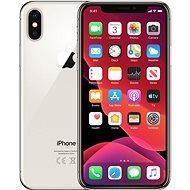 Felújított iPhone X 64 GB ezüst - Mobiltelefon