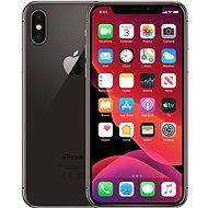 Felújított iPhone X 64GB - asztroszürke - Mobiltelefon