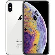 Felújított iPhone Xs 64 GB ezüst - Mobiltelefon