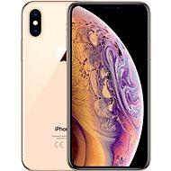 Felújított iPhone Xs 64 GB arany - Mobiltelefon