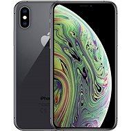 Felújított iPhone XS 256 GB asztroszürke - Mobiltelefon