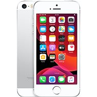 Felújított iPhone SE (2016) 32 GB ezüst - Mobiltelefon