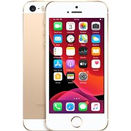 Felújított iPhone SE (2016) 32 GB arany - Mobiltelefon