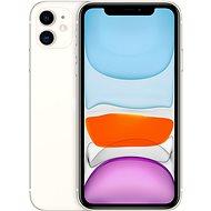 Felújított iPhone 11 64GB fehér - Mobiltelefon