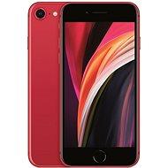 Felújított iPhone SE 64GB piros - Mobiltelefon