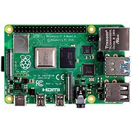 Raspberry Pi 4 B modell - 2 GB RAM - Mini PC