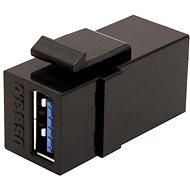 OEM Keystone kiegészítő USB 3.0 A(F) - USB 3.0 A(F) - Keystone
