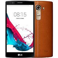 LG G4 (H815) Leather Brown - Mobiltelefon