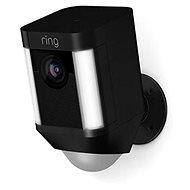 Ring Spotlight Cam Battery fekete - IP kamera