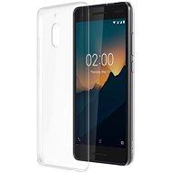 Nokia Slim Crystal Case CC-120 Nokia 2.1 készülékhez - Védőtok
