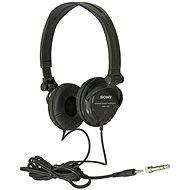 Sony MDR-V150 fekete - Fej-/fülhallgató