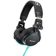 Sony MDR-V55 kék - Fej-/Fülhallgató